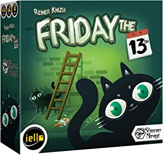Best friday the 13th card game Reviews