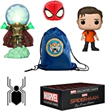 Funko Marvel Collector - Spider-Man Far from Home Subscription Box July 2019 Theme