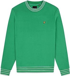 Lyle and Scott Multi Tipped Sweatshirt - Cotton