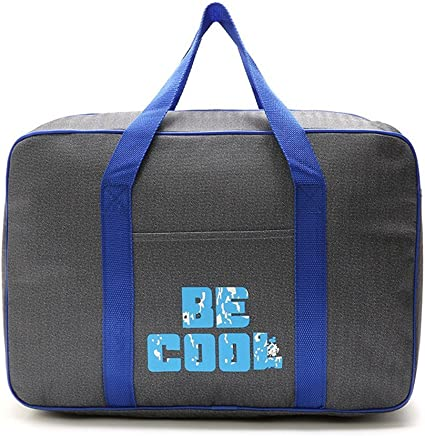 GAOLI Lunch Box Lunch Bag Picnic Bag Portable Heat Preservation Bag Outdoor Picnic Cold Proof Bag Aluminum Film Ice Pack Blau. B07G12XVSR | Zu einem erschwinglichen Preis