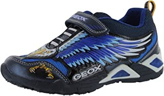 Geox SUPREME7 Lighted Sneaker (Toddler/Little Kid/Big Kid)