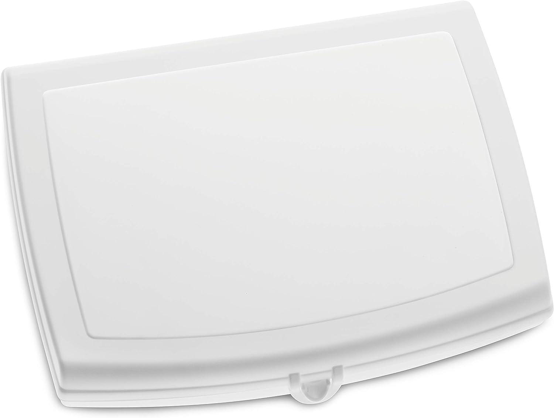 Pandora - Toalla de algodón, color blanco