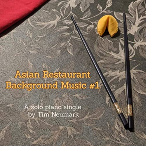 Asian Restaurant Background Music #1 cover