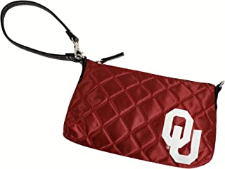 Littlearth NCAA Quilted Wristlet