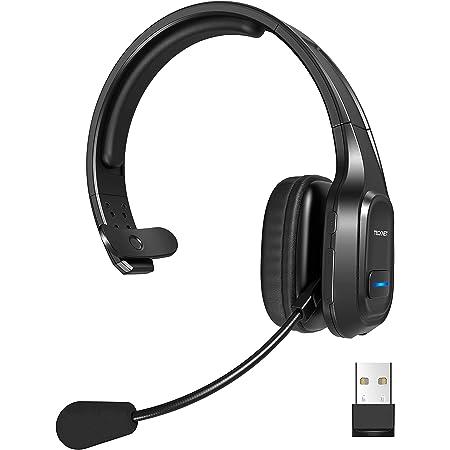 Blueparrott B250 Xts Bluetooth On Ear Mono Kabelloses Headset Perfekt Für Unterwegs Und Für Lärmintensive Umgebung Schwarz Elektronik