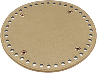 Prettyia Crocheting Bags Bottom Shaper Mat Cushion Pet Bags Pad Bottom Base Diameter 5.51inch