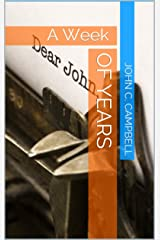 A Week of Years Kindle Edition