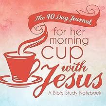 40 days with jesus bible reading plan