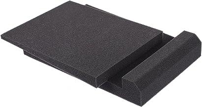 BESPORTBLE 1 Set Practical Studio Isolation Panels Audio Acoustic Soundproof Pads (Black)