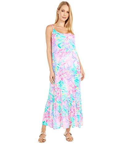 Lilly Pulitzer Winni Cover-Up (Multi It Was All A Dream) Women