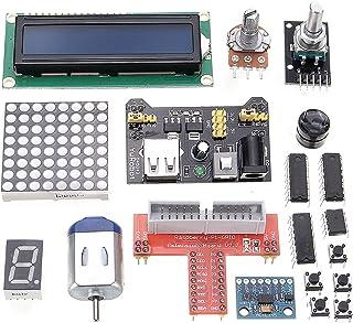 BouBou Super Starter Kit V2.0 para Raspberry Pi 3, 2, Zero Y Model B + W / 40