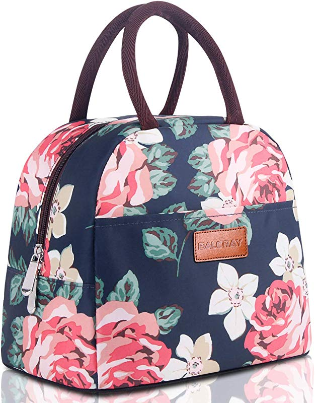 BALORAY Lunch Bag For Women Stylish Lunch Tote Bag Insulated Lunch Bag Lunch Box Insulated Lunch Container