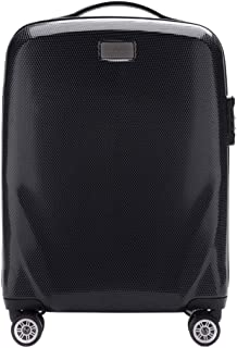 WITTCHEN Trolley, Cabin Luggage, Hand Luggage, Colour: Black, Material: Polycarbonate, Size: 56 x 37 x 20 cm, Weight: 2.3 ...