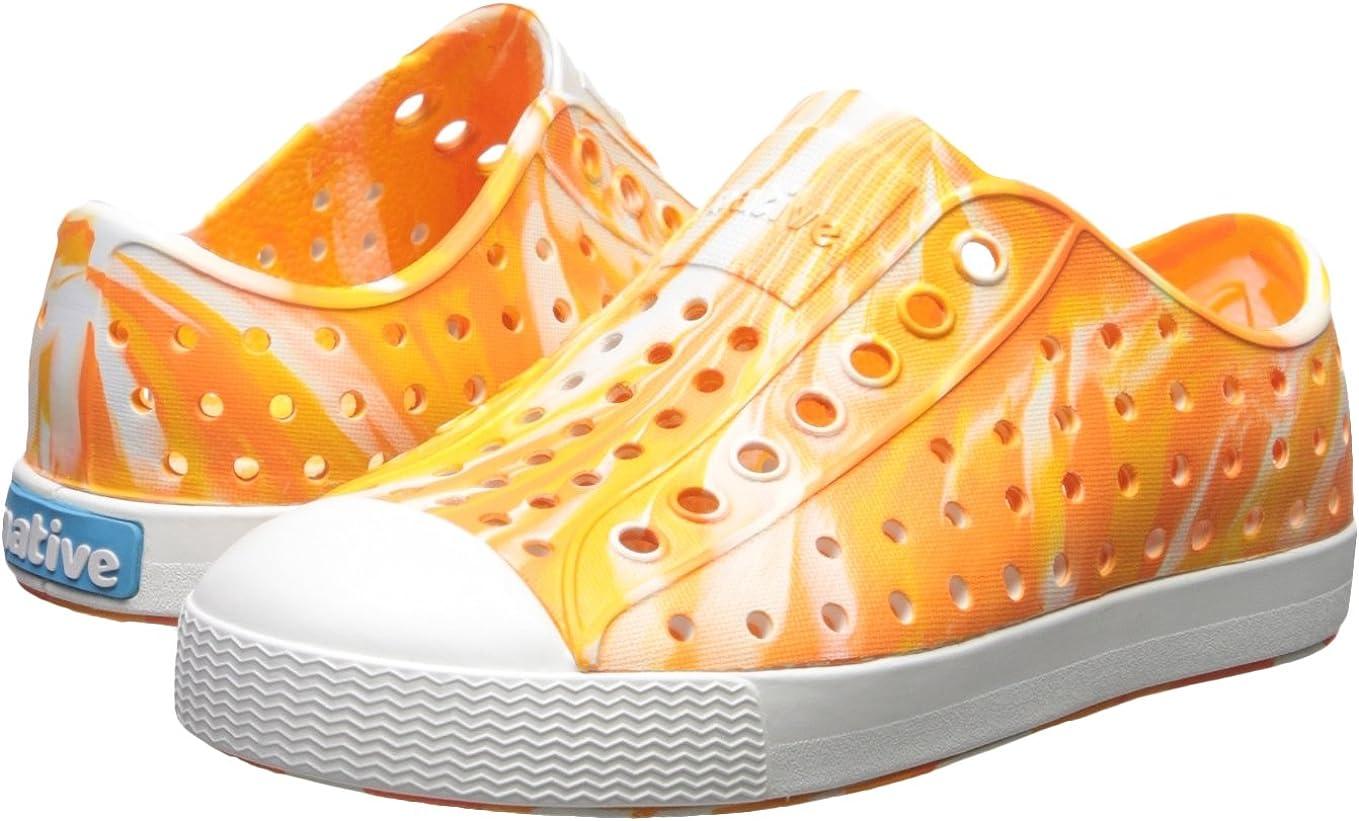 Native Shoes Unisex-Child Jefferson Marbled Junior Water Shoe