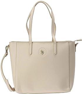 حقيبة جونز من يو اس بولو, , Beige (Cream) - BIUJE0661WVP305