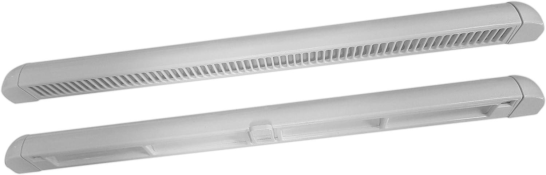 Trickle Vent s/'adapte à tous les bois et PVC Windows Blanc 538 mm