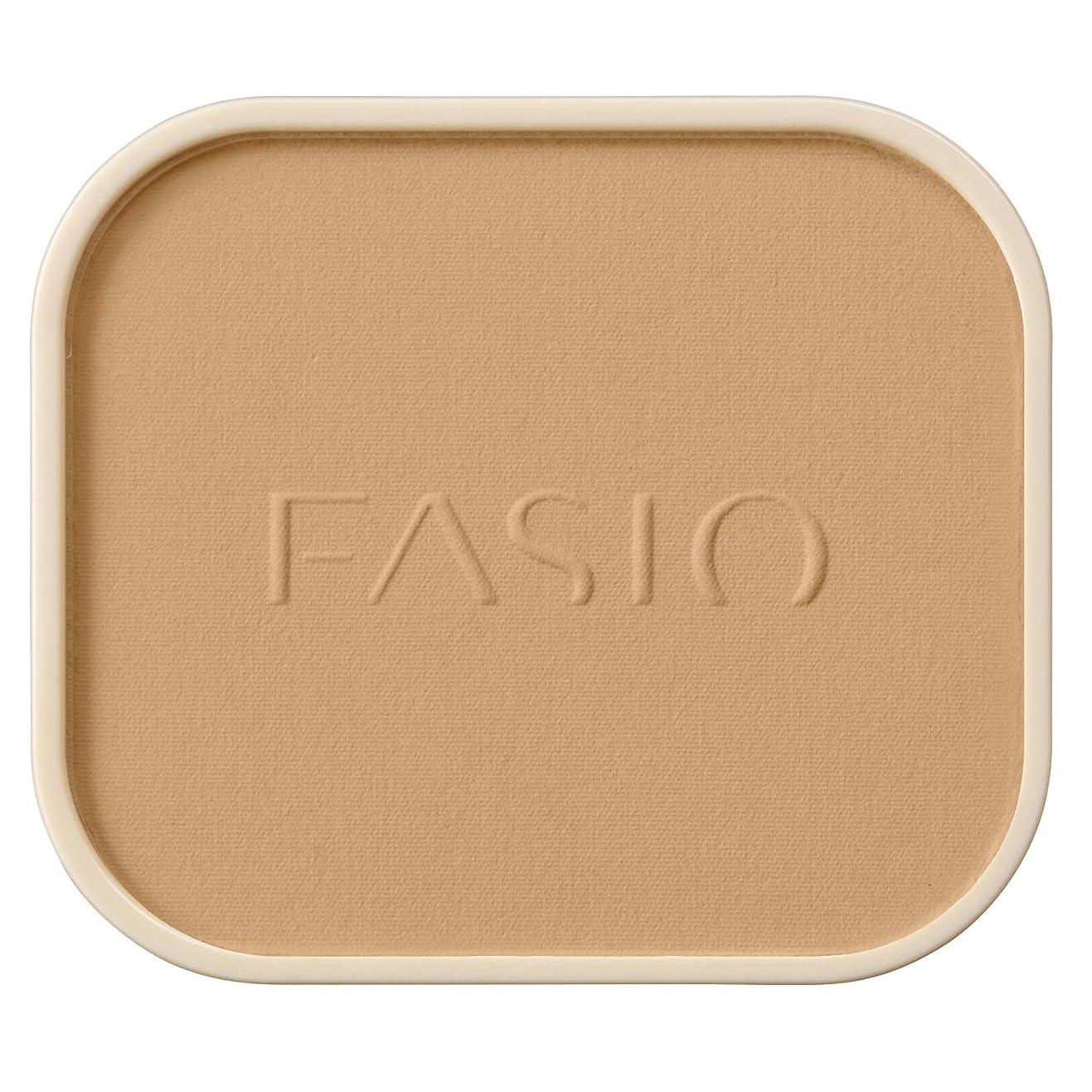 タップコンベンション適切にファシオ ラスティング ファンデーション WP オークル 410 10g