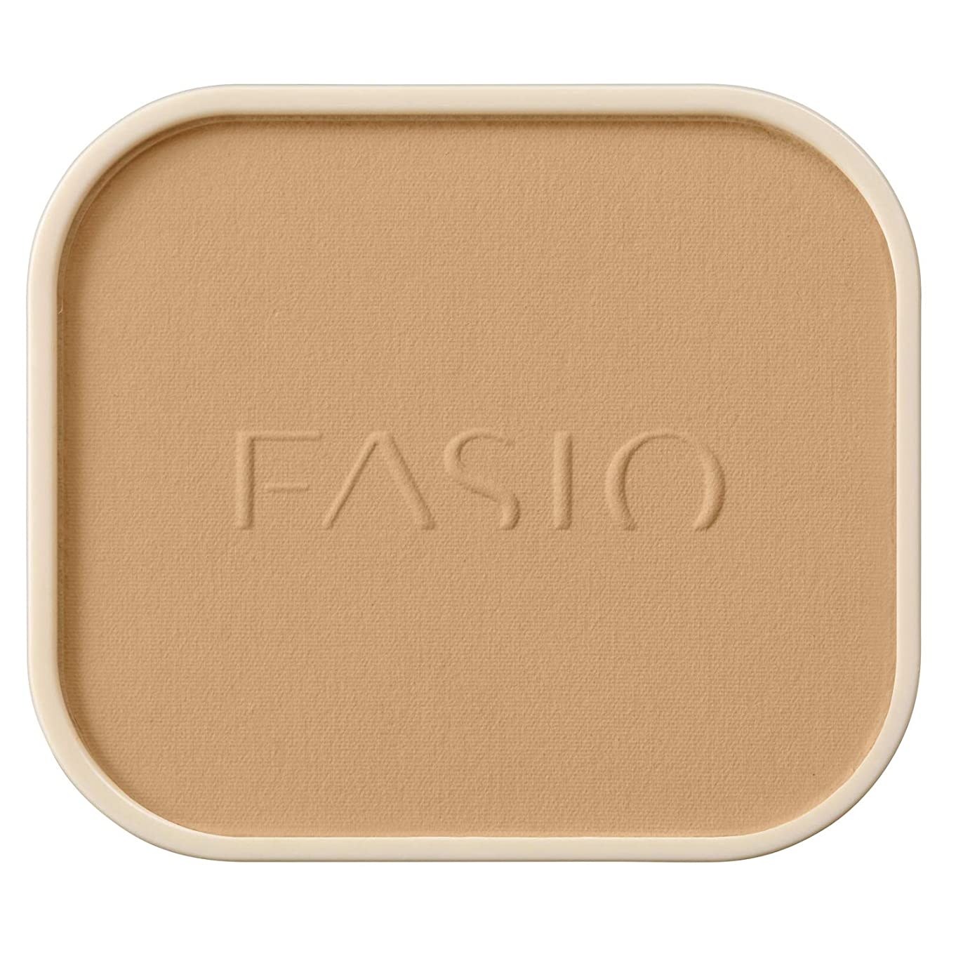 の頭の上寄付する想像するファシオ ラスティング ファンデーション WP オークル 410 10g
