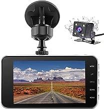 Veoker Dual Dash Cam Car Dashboard Camera Recorder FHD 1080P Front and Rear Cameras Driving Loop Recording 4.0