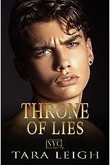 Throne of Lies: A Prologue Novella (A New York City Romance) Kindle Edition