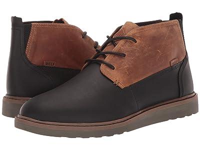 Reef Voyage Boot LE (Tan/Black) Men