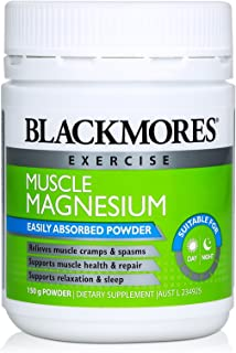 Blackmores Muscle Magnesium, 150g