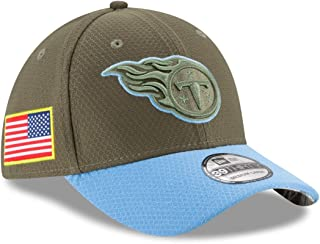New Era Tennessee Titans NFL 39THIRTY 2017 Sideline Salute to Service Hat