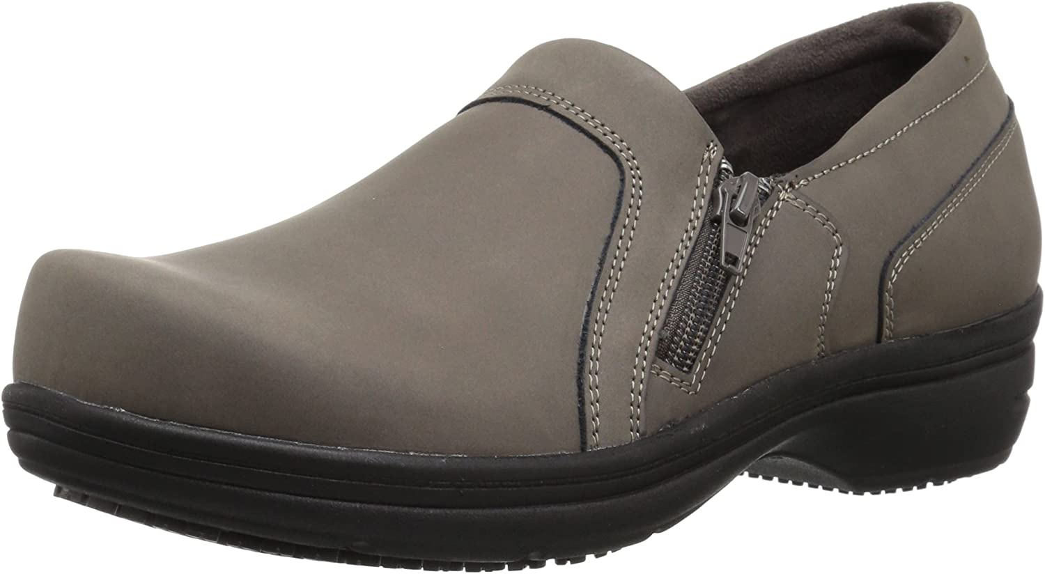 Cash special price Easy Works Women's Bentley Colorado Springs Mall Health Grey Shoe N Care Professional