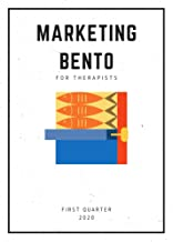Marketing Bento: For Therapists (2020 Book 1) (English Edition)