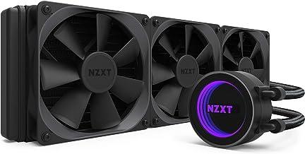 NZXT Kraken X72 360mm - RL-KRX72-01 - AIO RGB CPU Liquid Cooler - CAM-Powered - Infinity Mirror Design - Performance Engin...