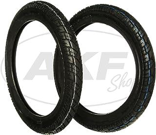Reifen SET 2 Stück   Reifen 2 3/4x16 (VRM094) 43J