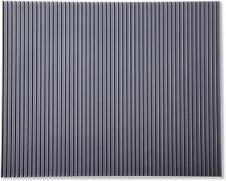 Miusco Silicone Dish Drying Mat, Grey 20