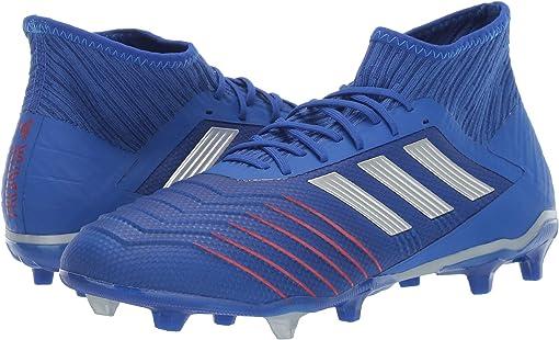 Bold Blue/Silver Metallic/Football Blue