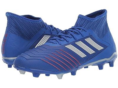 adidas Predator 19.2 FG (Bold Blue/Silver Metallic/Football Blue) Men