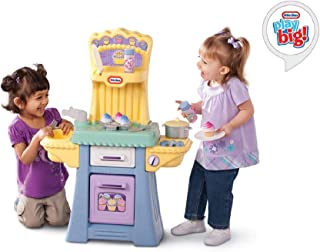 Best little tikes cookin sounds gourmet kitchen replacement parts Reviews