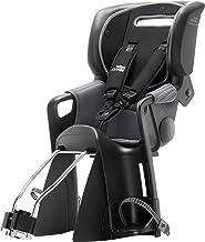 Britax Römer Silla de Bicicleta para niño 9 meses - 5 años, 9-22 kg, JOCKEY 3 COMFORT, Black/Grey