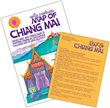 Nancy Chandler's Map of Chiang Mai, 20th Edition