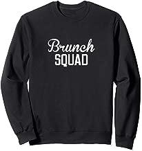Brunch Squad Funny Group Sweatshirt