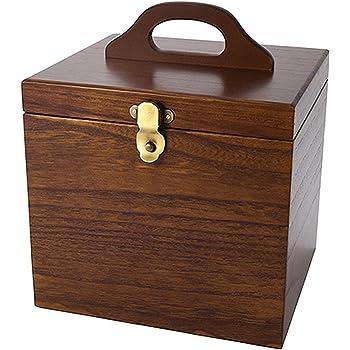 茶谷産業 木製コスメティックボックス 017-512