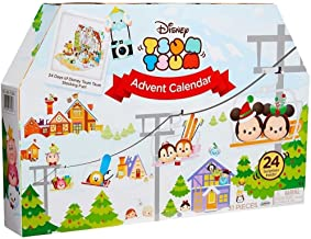 2017 Disney Tsum Tusm Countdown to Christmas Advent Calendar