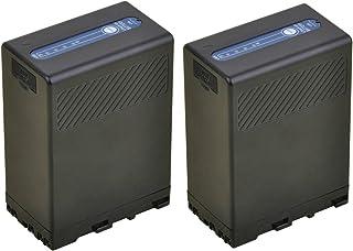 Kastar BP-U68 Multifunctional Battery 2 Pack for Sony BP-U60 BP-U65 BP-U90 BP-U30 and Sony PMW-200 PMW-300 PMW-EX1 PMW-EX3 PMW-EX1R PMW-F3 PXW-FS5 PXW-FS7 PMW-EX160 PMW-EX260 PMW-EX280 Camercoder