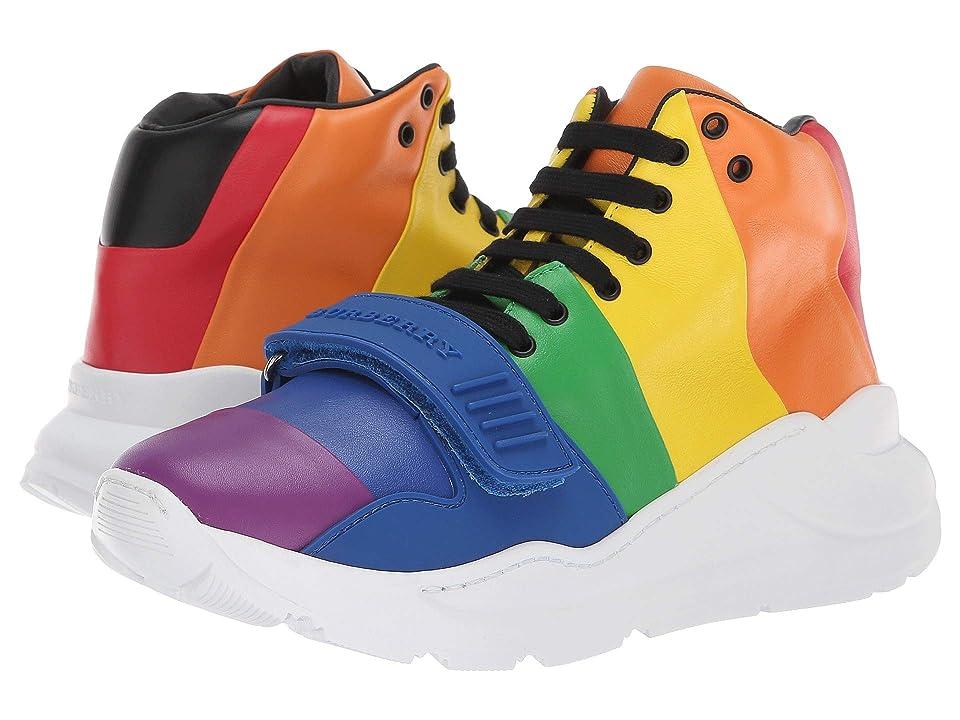 Burberry Reggie High (Rainbow) Women