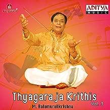 Thyagaraja Krithis - M. Balamuralikrishna, Vol. 3