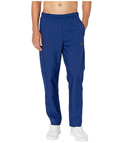 Nike Dry Pants Team Woven (Blue Void/Indigo Force/Black) Men