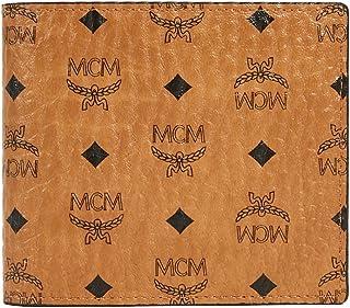 MCM Men's Visetos Bifold Wallet