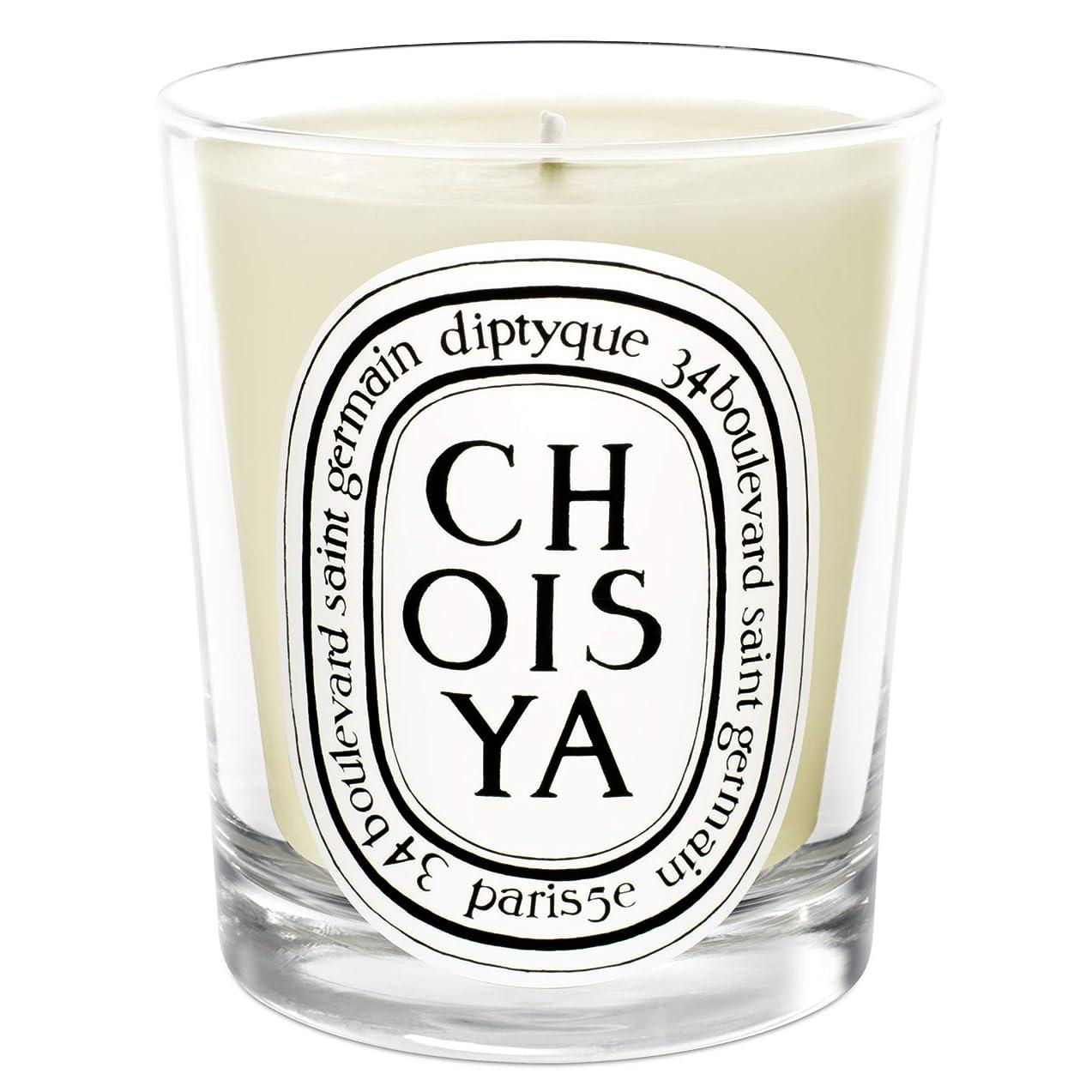 首謀者摂動ぐるぐる[Diptyque] Diptyque Choisya香りのキャンドル190グラム - Diptyque Choisya Scented Candle 190g [並行輸入品]