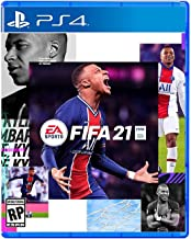 لعبة فيفا 21 الاصدار القياسي لبلاي ستيشن 4