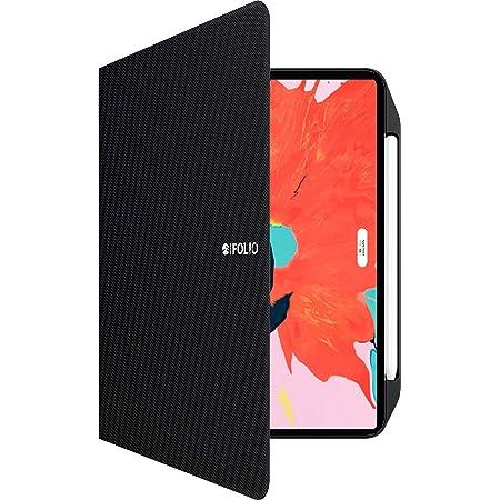 【SwitchEasy】 iPad Pro 11 対応 ケース 2020 Apple Pencil 収納 ペンホルダー 付 手帳型 カバー 装着したまま アップルペンシル 充電 手帳 ケース [ Apple iPadPro11 2020 第2世代 アイパッドプロ 11インチ 2020年 対応 ] CoverBuddy Folio Lite ブラック