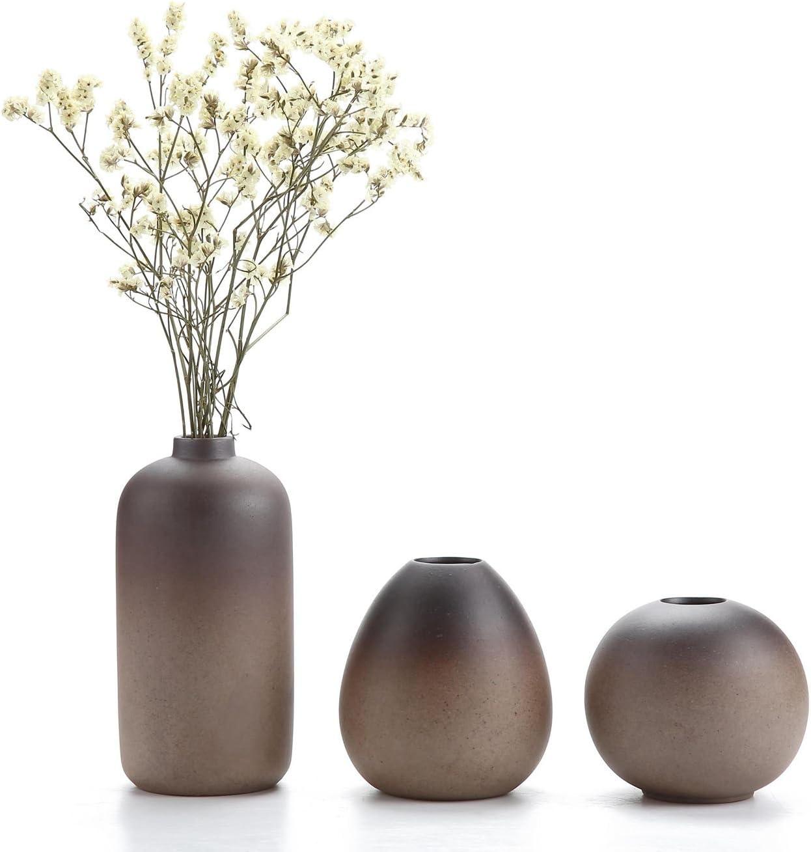 Tiny Ceramic Vases