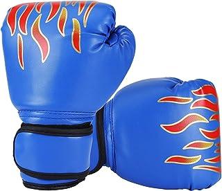 KASTWAVE Kids Boxing Gloves, Mini Boxing Gloves for Training Sparring Kickboxing Fighting, PU Leather Punching Bag Trainin...